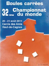 Championnat du monde de boules carr es for Championnat du monde de boules carrees